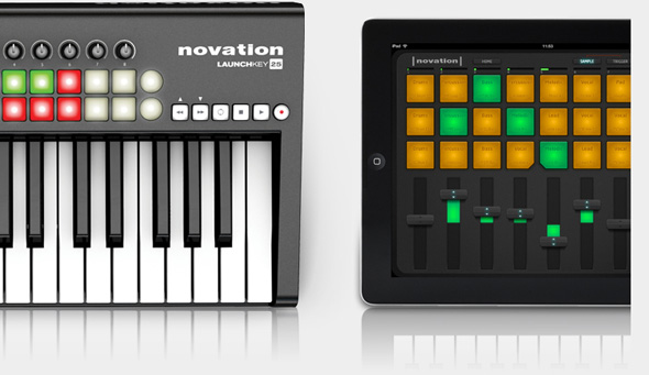 novation-launchkey-controller