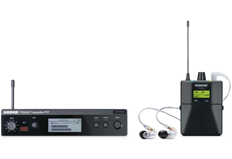 shure-P3TRA215CL-in-ear-monitor-systeem