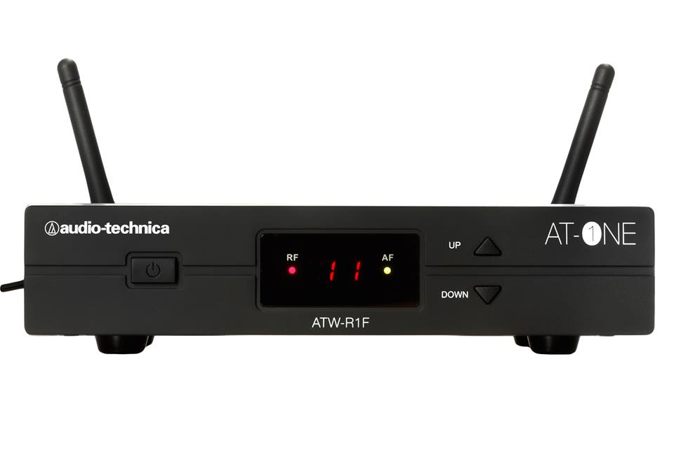 audio-technica-at-one-ontvanger