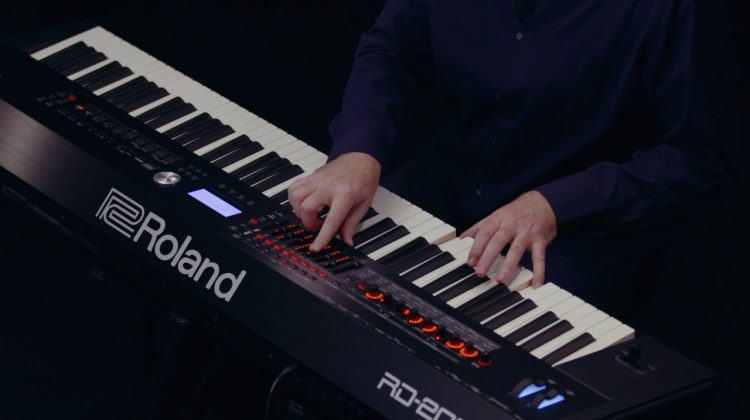 roland rd2000 stagepiano kopen